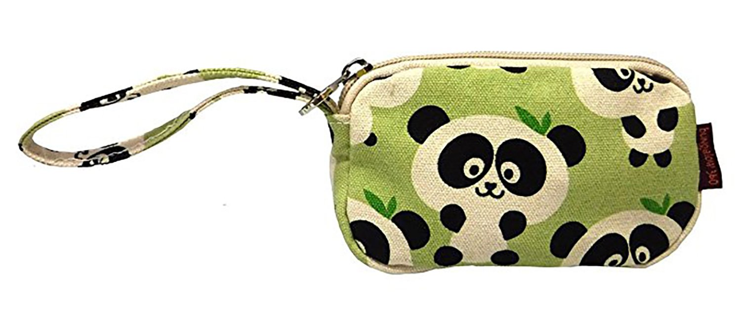 Bungalow360 Panda Pattern Collection (Clutch Coin Purse)