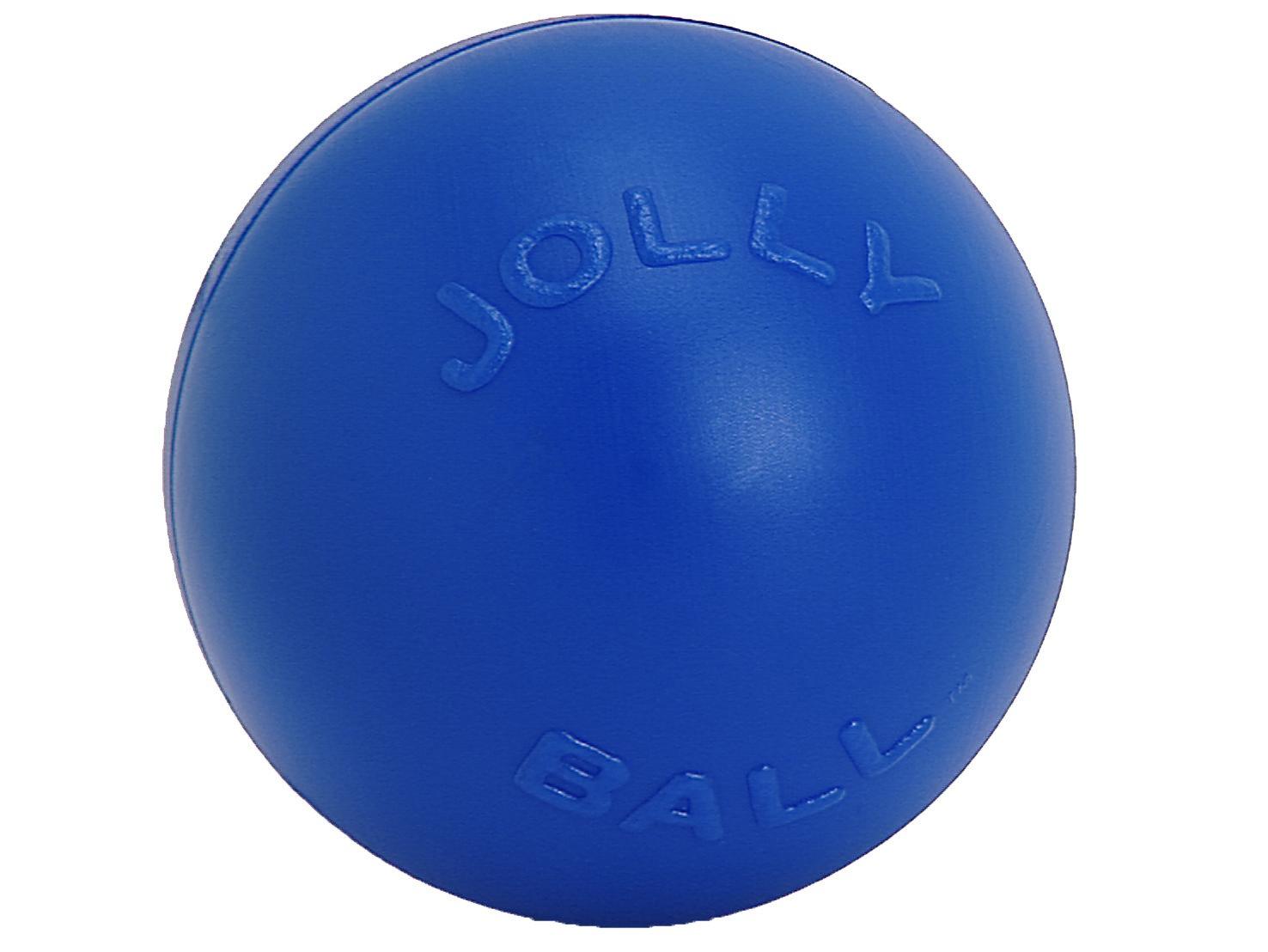 Jolly Pets 14-Inch Push-n-Play, Blue