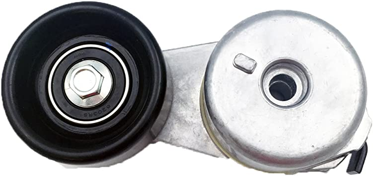MAZDA 2 3 Fan Belt Tensioner Pulley Ribbed Belt Idler V