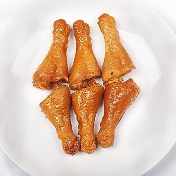 Amazon Com Zuiniubi 6pcs Fake Chicken Look Like Real Chicken Meat