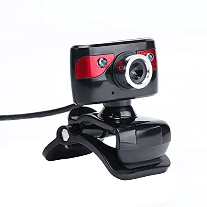 12 Megapixels HD USB 2.0 Webcam Camera with MIC Clip-on for Computer PC Laptop