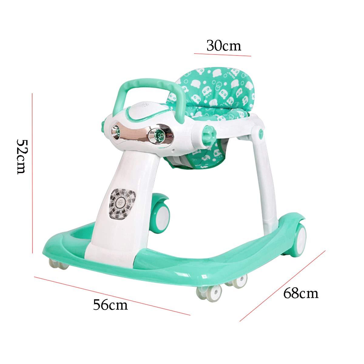 Andador para bebés 2 en 1, (Verde): Amazon.es: Hogar