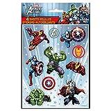 Marvel Avengers Sticker Sheets, 4ct
