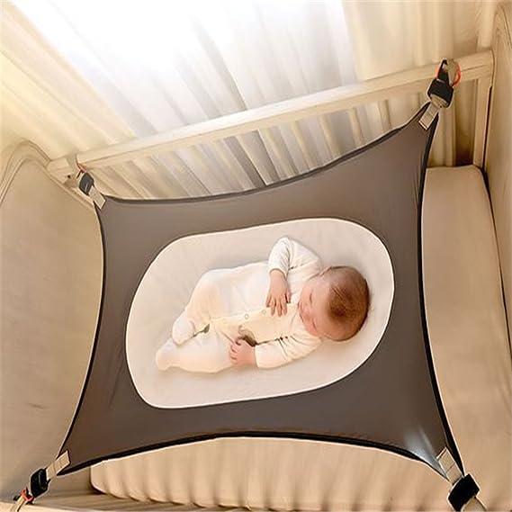Autbye Baby Hammock for Crib 2017 Enhanced Hammock for Baby Adjustable Newborn