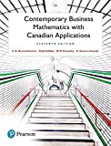 Contemporary Business Mathematics with Canadian Applications Plus MyLab Math with Pearson eText -- Access Card Package (11th Edition)