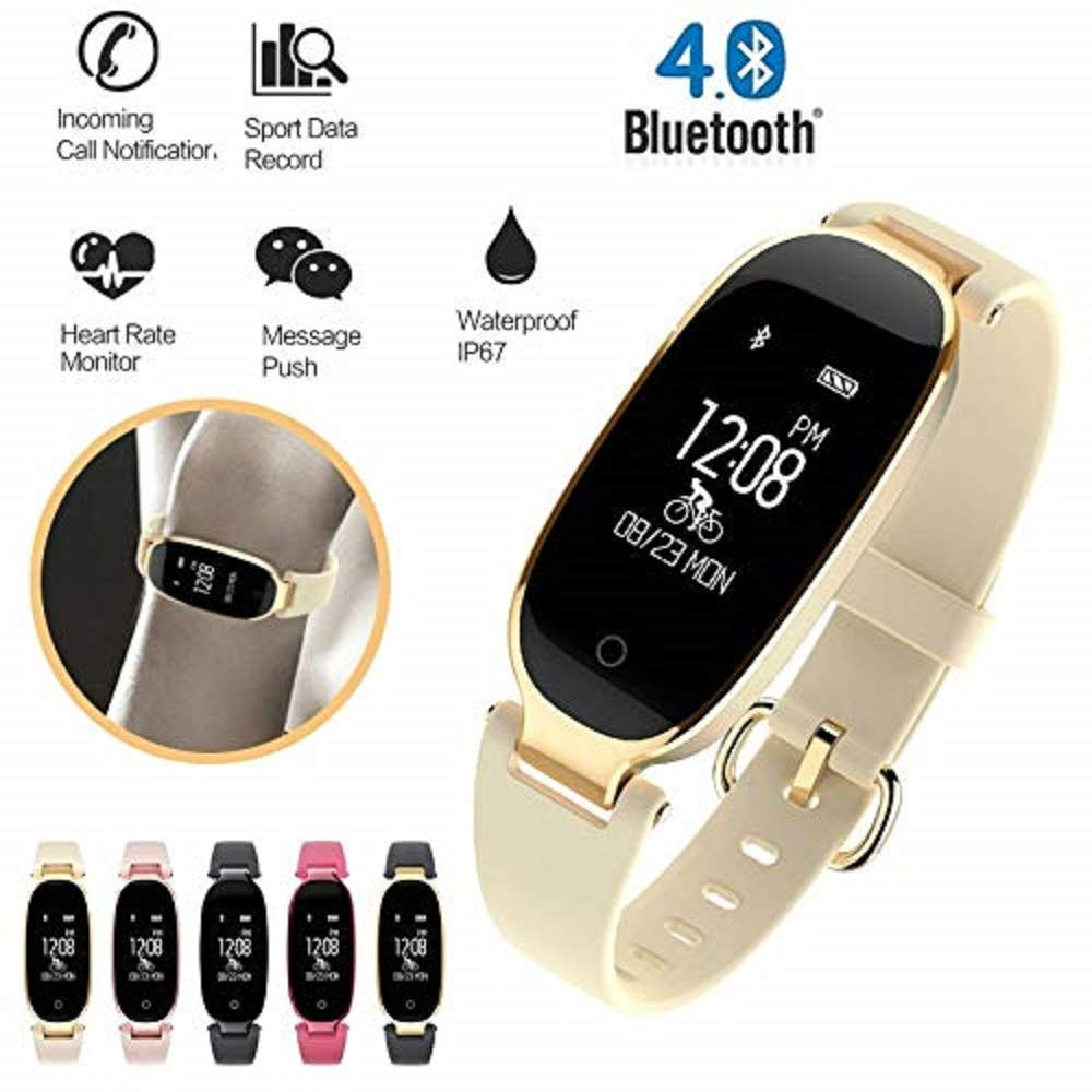 Amazon.com: Bluetooth Waterproof S3 Smart Watch Fashion ...