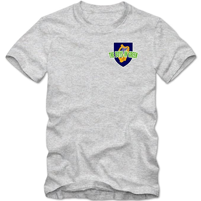 Irlanda Campeonato de Europa 2016#5 Camiseta | Éire | T-Shirt | Fútbol