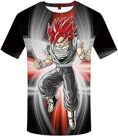 Mynth Dragon Ball Z Goku - Camiseta para Hombre, diseño de ...