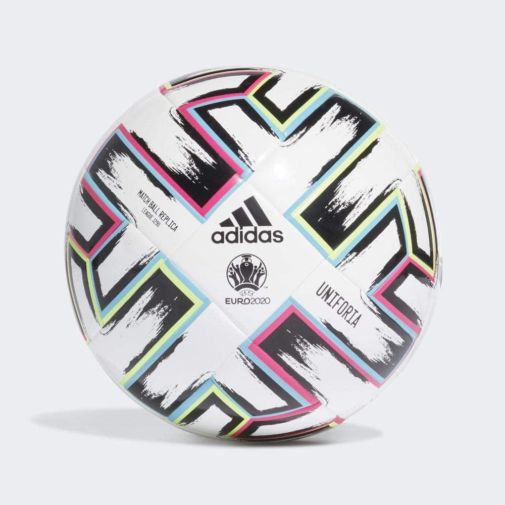 adidas Boys UNIFO LGE J290 Soccer Ball -