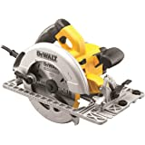 DeWALT DWE576K-GB Circular Saw, 240 V, Yellow/Black