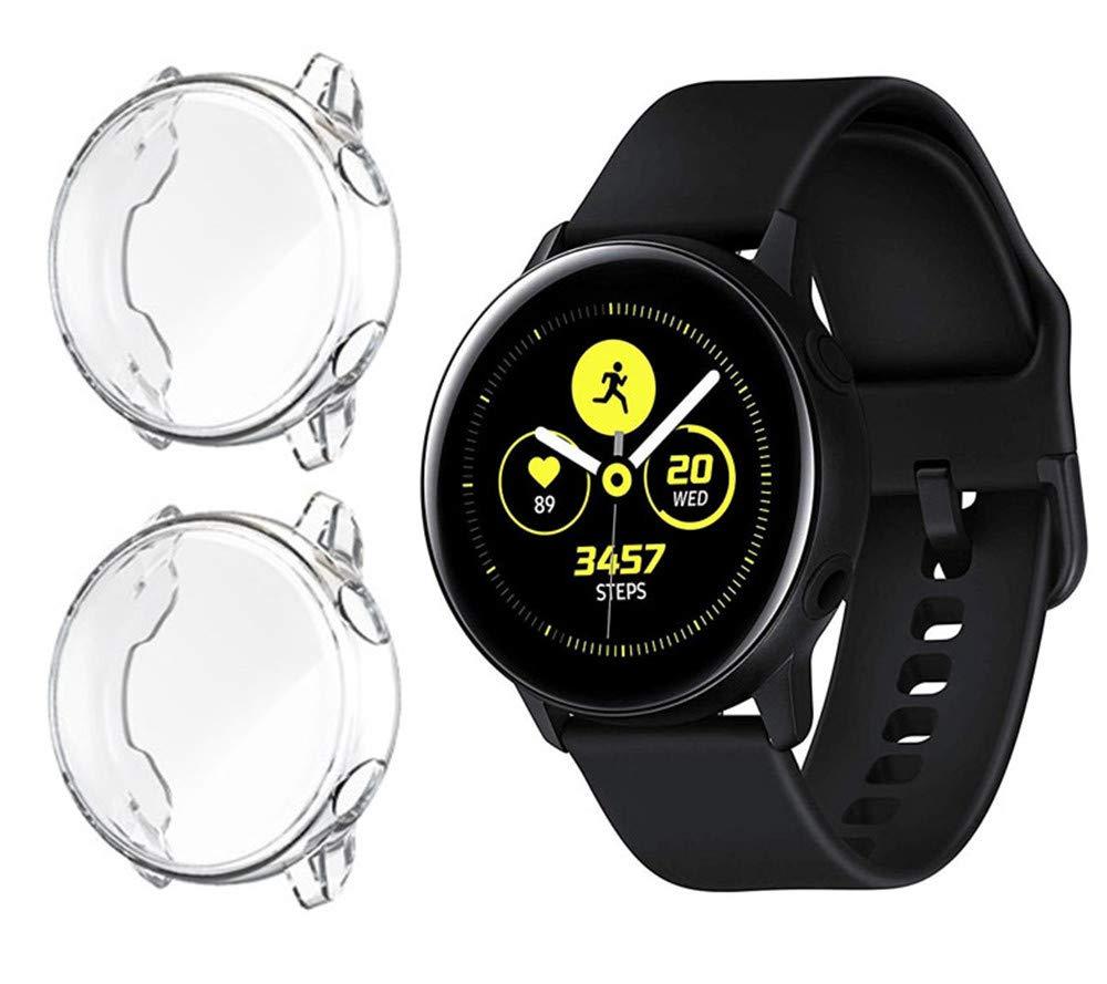 Protector Para Smartwatch Galaxy Watch Active 40mm (2 (4bz7)