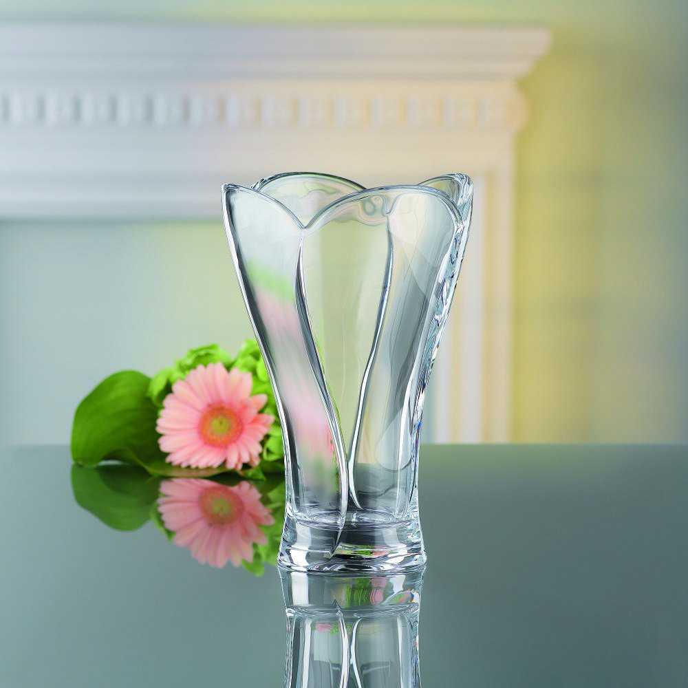 Amazon nachtmann calypso 9 inch crystal vase home kitchen reviewsmspy