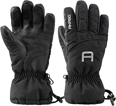 Breathable Warm Menamp; Akaso For 3m Winter Thinsulate Ski Snow Gloves GlovesWindproof Women Insulated Waterproof SMUqVzpG