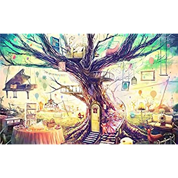 Amazon.com: Wooden Jigsaw Puzzles 1000 Pieces for Adults Colorful ...