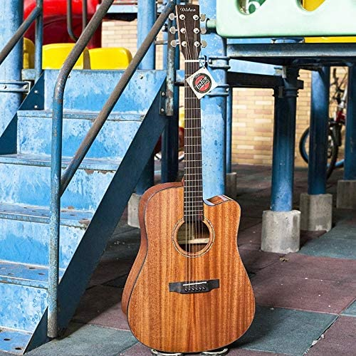 SUNXK Guitarra de Chapa de 41 Pulgadas de Gama Media de la ...
