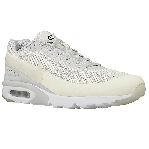 652970e46f NIKE Men's Air Max Bw Ultra Kjcrd PRM Sneakers White Size: 10 ...