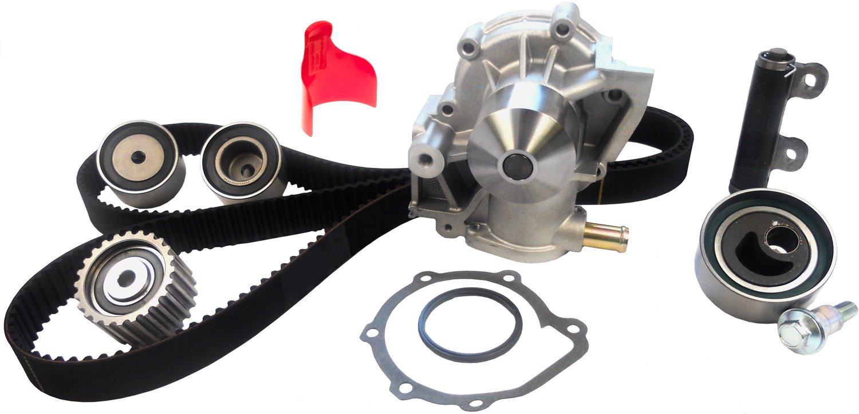 Gates Tckwp277b Timing Belt Kit With Water Pump Automotive For Subaru Legacy