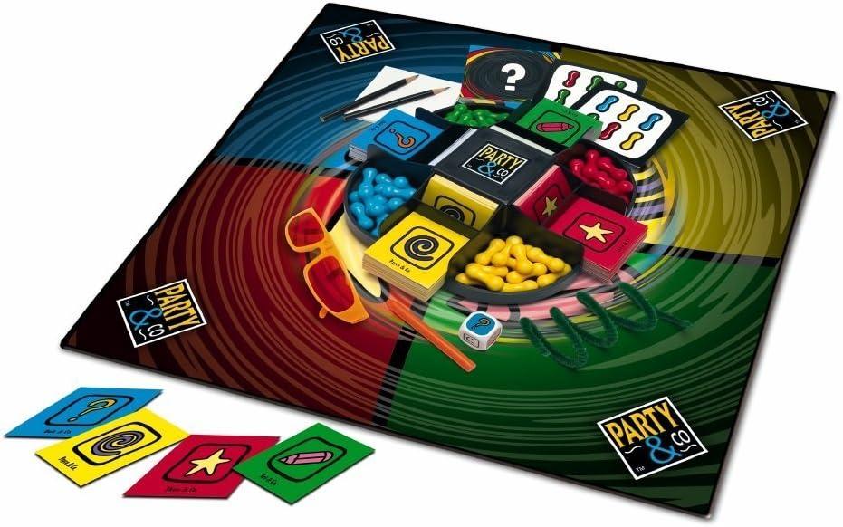Jumbo Games Party & Co Game [Importado de Inglaterra]: Party & Co Game: Amazon.es: Juguetes y juegos