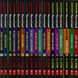 Goosebumps Horrorland Collection By R L Stine 18 Books Collection Set Pack