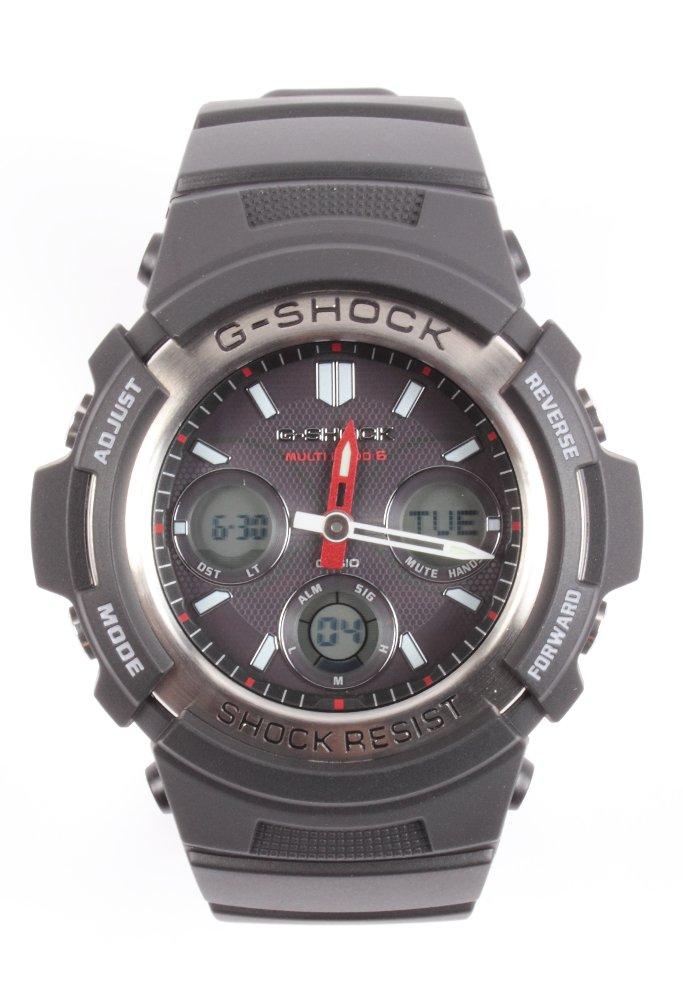 Casio G-Shock Solar Atomic Analog Watch by Casio