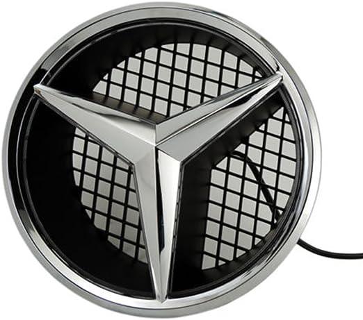 Front Grille Grill Star Emblem for Mercedes Benz 2006-2013 C300 C350 GLK300 350