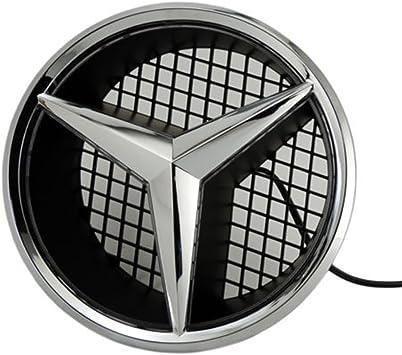 Amazon.com: cszlove coche luz delantera a la parrilla ...