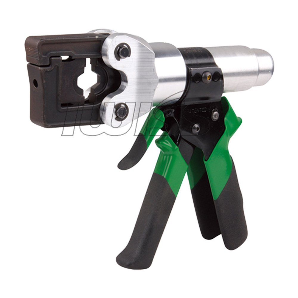 HT-150 Mini Hydraulic Crimping Tools for Electrical Terminals 4-150mm² with safety system inside