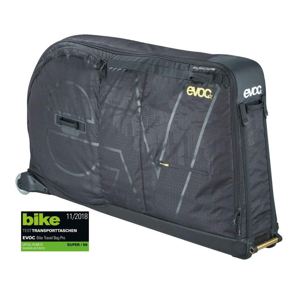 Evoc, Bike Travel Bag Pro, Bicycle Travel Bag, Black (2019)
