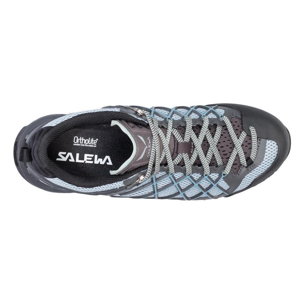 Salewa Women's Wildfire B072R7B533 8.5 Blue B(M) US|Rose Brown/Siberia Blue 8.5 d34655