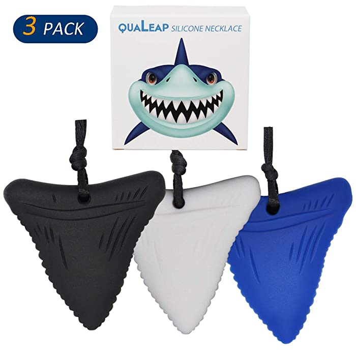 The Best Autism Chewable Shark Necklace For Kids