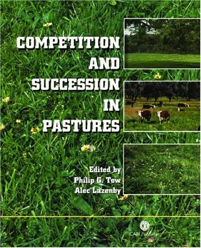 Download Competition and Succession in Pastures pdf epub