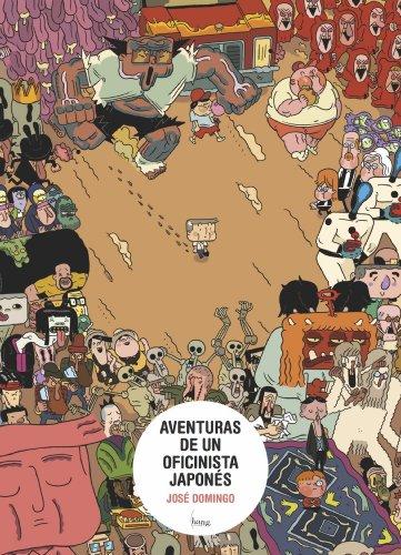 Descargar Libro Aventuras De Un Oficinista Japonés José Domingo