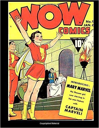 Wow Comics #9: Superhero Comic 1943 PDF - GnosilerotTk