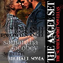 The Angel Set: Summer Spirit Novellas, Box 1  Audiobook by Samantha Jacobey Narrated by Michael Soma