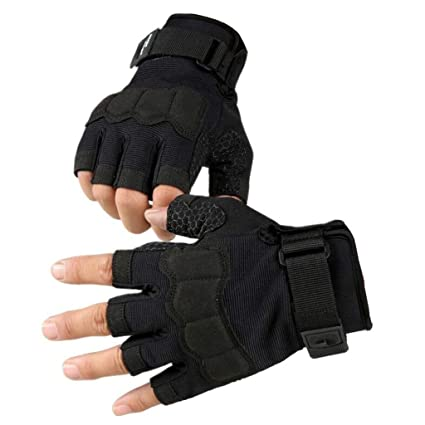 Cycling BMX Outdoor Gloves Half Finger High Quality Made Special Sales Offer UK