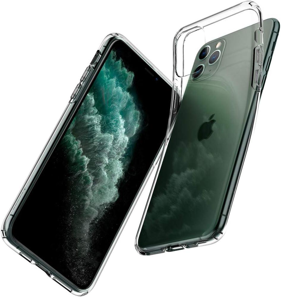 Spigen Liquid Crystal Designed for iPhone 11 Pro Case (2019) - Crystal Clear