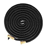 Expandable Garden Hose 50FT Expanding Water Hose with Triple Latex Core ...