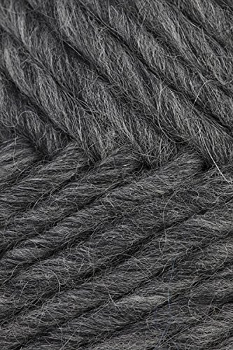 (Brown Sheep - Lambs Pride Bulky Knitting Yarn - Charcoal Heather (#)