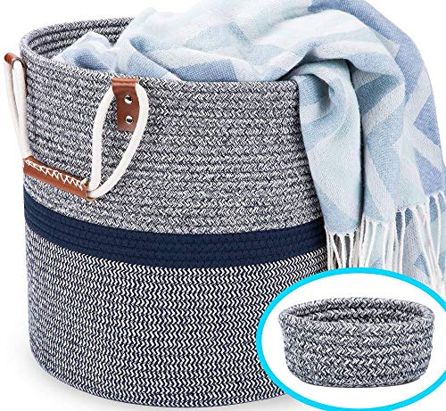 Blubinga Blanket Basket Living