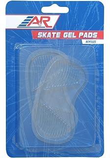 New Elite Hockey Achilles Heel Gel Pads ice hockey skates fit Bauer CCM Graf
