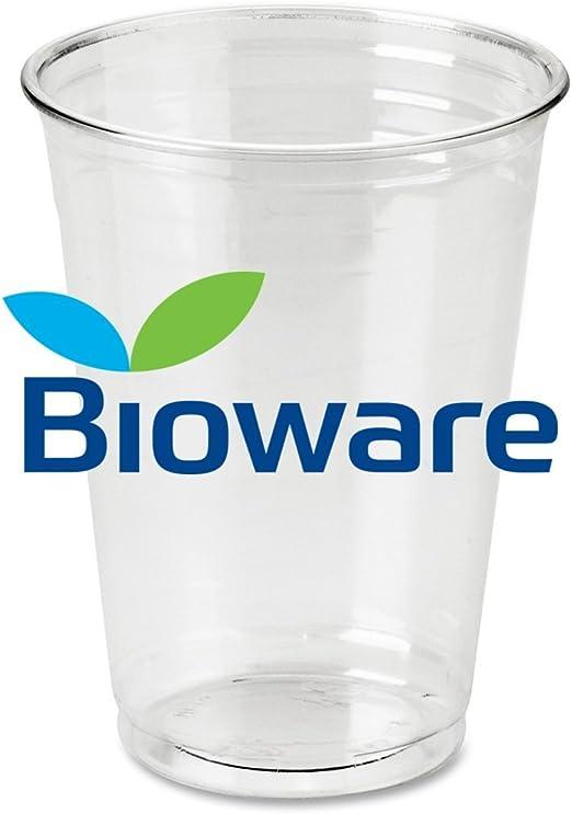 Vasos biodegradables de 200 ml, biodegradables, biodegradables ...