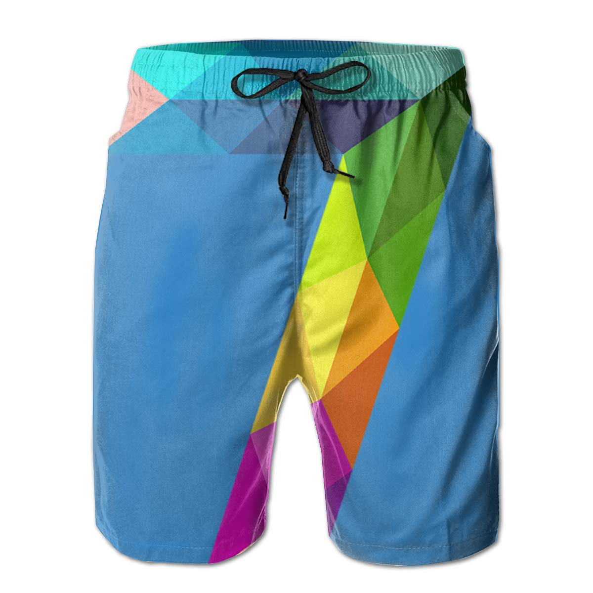Number Seven Mens Swimming Pants Swimming and Other Marine Sports Suitable for Surfing Redeast Beach Shorts