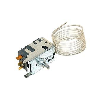 Ariston nevera refrigeración termostato. Genuine número de pieza C00111457