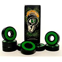 Gorilla Bearings - Jungles - Precision ABEC 5 Skateboard and Scooter Bearings (8)