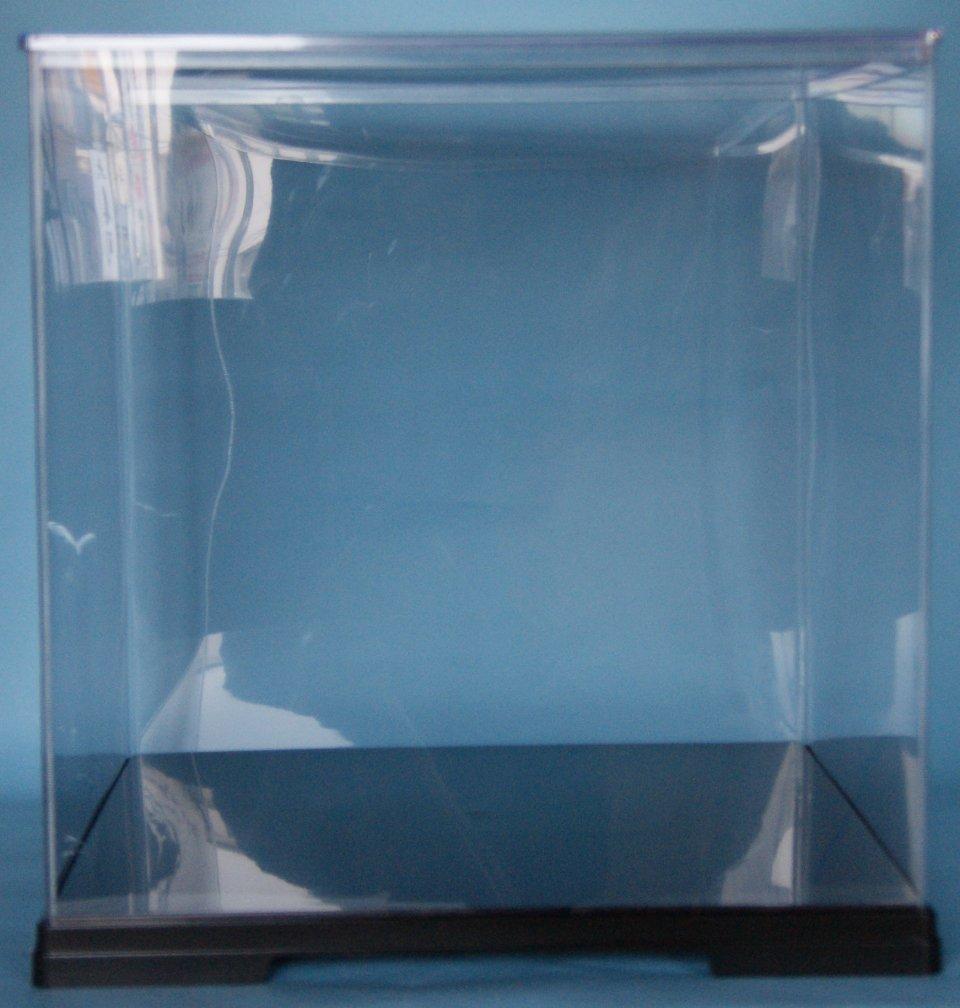 透明ケース「コレックションケース」 50cm×50cm×高さ50cm   B00B429J0K