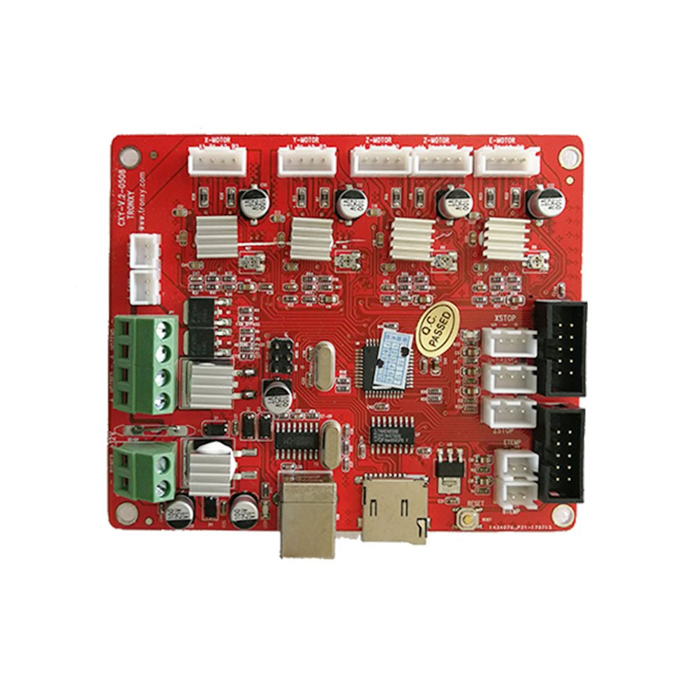Tronxy Ramps1.4 Update Version 3D Drucker Controller Board Reprap Mainboard CXY-V.2 Verwendung fü r Drucker HANDOO