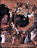 unknown (2) Masters The Holy Family with Angels - 24'' x 32'' 100% Hand Painted Oil Painting Reproduction