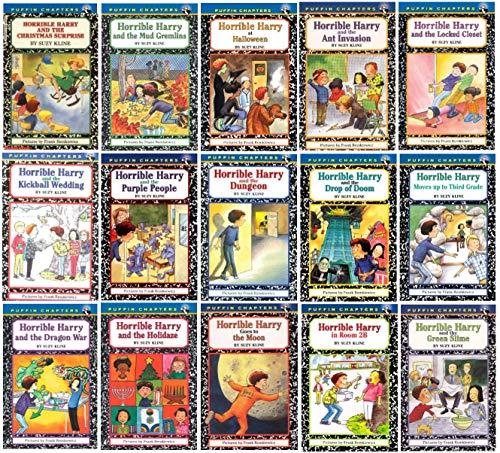Horrible Harry Fifteen Megapack (Books 1-15)