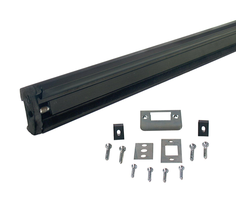 M-D Building Products 01586 WS059 Aluminum Locking Slide Bolt Combination Astragal