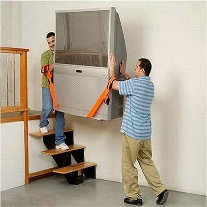 Cinturón de transporte para levantamiento de pesas con capacidad de carga máxima de 90 kg,